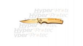 Couteau Gold Finger Magnum