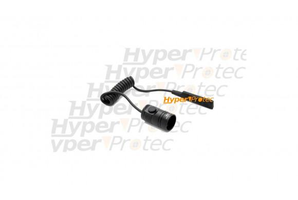 interrupteur déporté switch lampe de poche nitecore