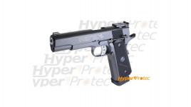 pistolet gap bruni nickel bicolor 9mm