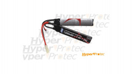 Batterie Li-Po 7.4V 1300mAh pour répliques AEG