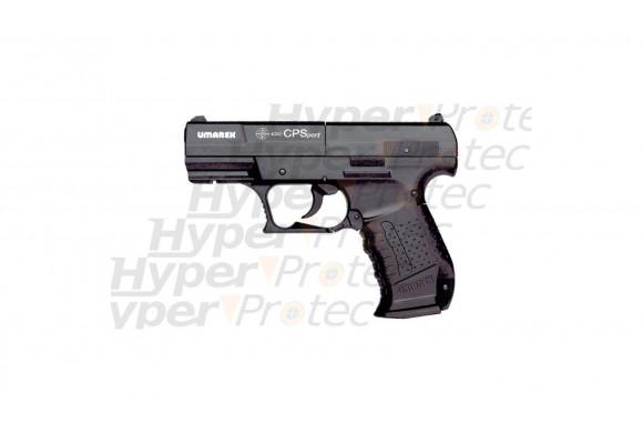 CPSport - Pistolet à plombs + laser + co2 + plombs + mallette