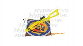 Arbalète junior Big Fun Line Antelope xbow jaune avec flèchettes