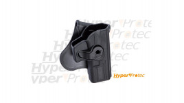 Holster G series polymère pour droitier