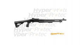 Fusil à pompe 5 coups Armsan RSX2 crosse ajustable calibre.12-70 canon rayé
