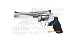 Revolver Dan wesson 715 6 pouces Co2 low power silver - 6mm