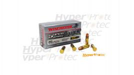 50 cartouches Winchester Super speed 22LR tête pleine 40gr