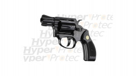 Chiefs Special noir crosse noire - revolver Smith&Wesson 9mm