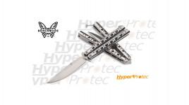 Couteau papillon Benchmade Balisong Modèle 62