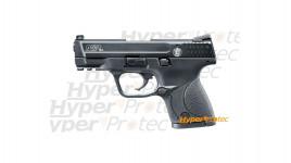 Pistolet alarme ultra compact Smith&Wesson M&P9C 9mm PAK