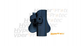 Holster polymère rigide Swiss Arms MP9 et MP40