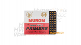100 amorces Murom Small rifles Primers