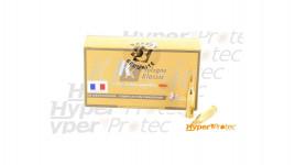 20 cartouches Sologne Klassic Cal 8x57JS Nosler Ballistic Tip 180grs 11.7gr