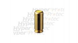 Cartouches gaz CS lacrymogène cal .315 pour pistolet