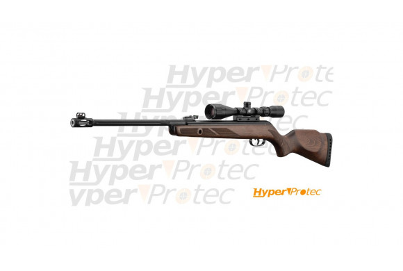 Carabine à plombs Gamo Hunter 440 AS combo lunette 3-9x40WR 19.9jJ - cal 4.5mm