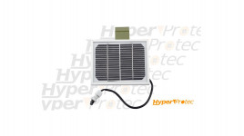 Panneau solaire universel compatible agrainoir Power feeder 12 Volts