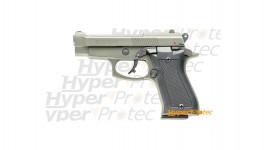 Pistolet alarme à blanc Kimar Mod 85 OD Green - calibre 9mm P.A.K