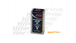 50 cartouches CCI 22LR Short range green HP - 21 grains plinking