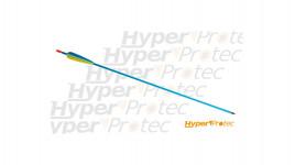 Flèche longue pour archerie spécial tir à l'arc en aluminium 30 pouces soit 67cm