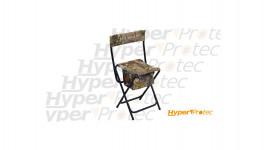 Chaise d'affût pour la chasse revêtement camouflage realtree