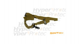 Sangle 1 point Bungee Coyote