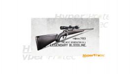 Carabine à verrou Remington 783 model en calibre 30-06 avec lunette 3-9x40