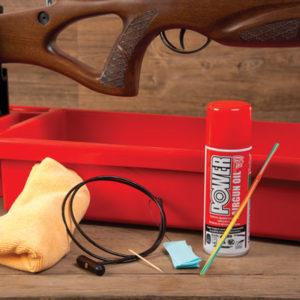 5 Astuces d'expert pour l'entretien d'une carabine à plomb
