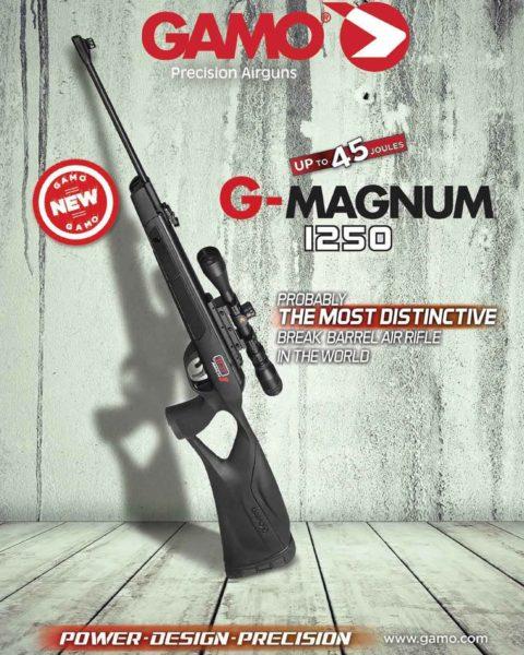 Carabine à plomb puissante G-Magnum 1250