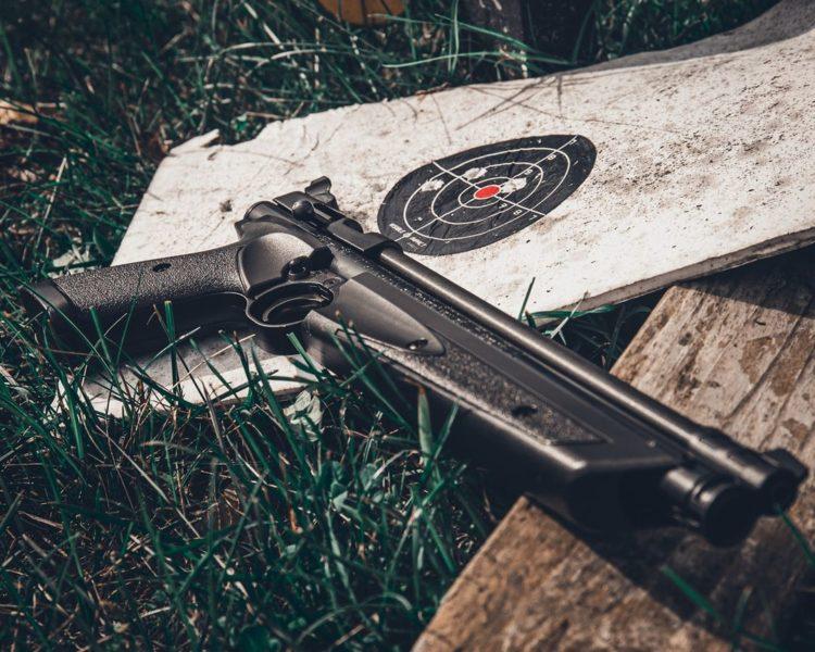 Pistolet à plomb Crosman American Classic 8,5 joules