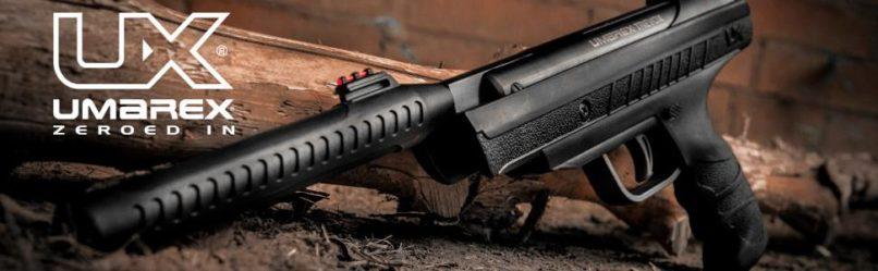 Pistolet à plomb Umarex Trevox 6 joules